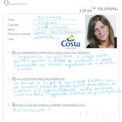 Gaspari Marianna <br /> Guest Service Manager